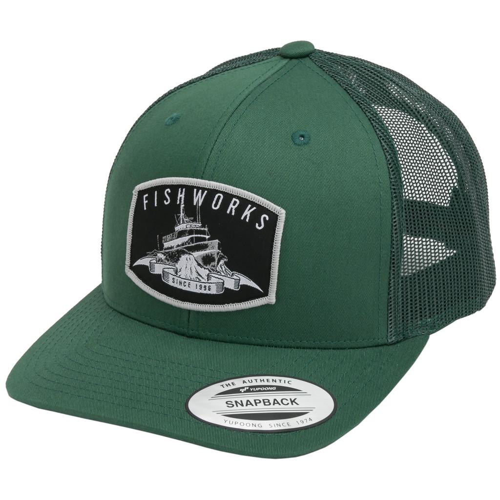 Dittmar Snapback - Green