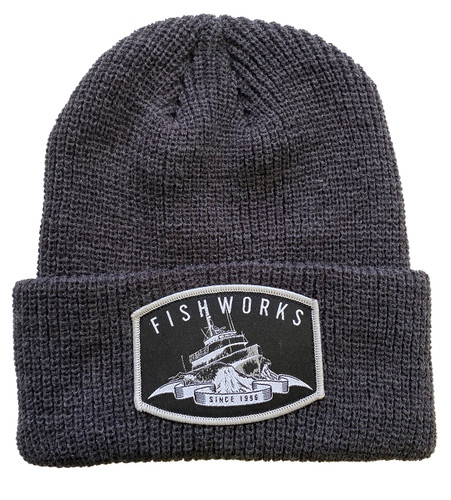Dittmar Beanie - Dark Heather