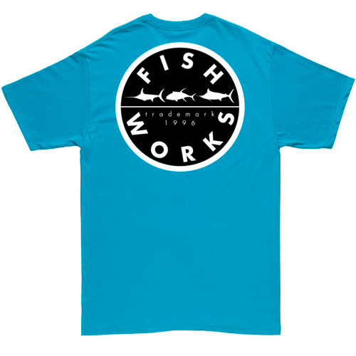 New Original Youth Tee - Turquoise