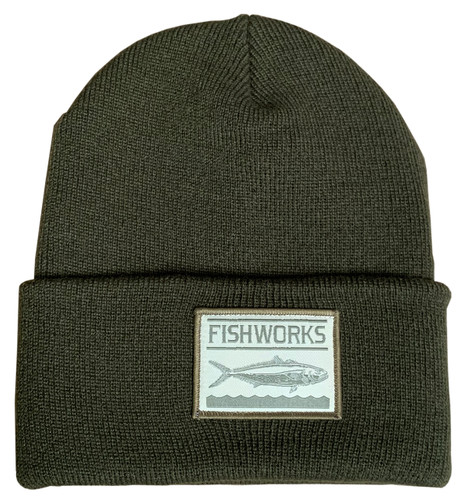 BT Yellowtail Beanie - Olive