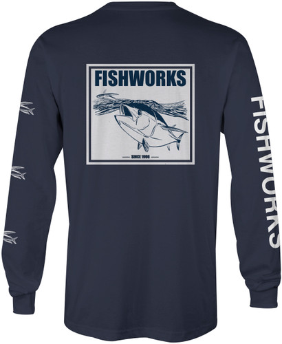 BFT Long Sleeve - Navy