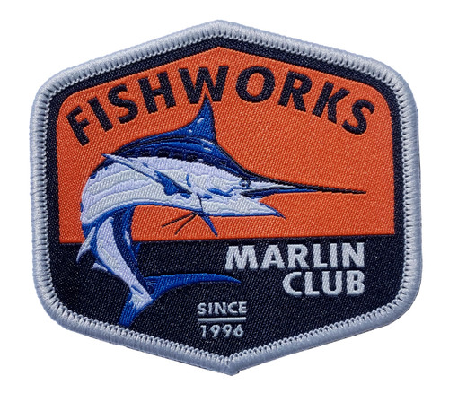 Marlin Club Patch