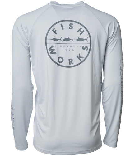 New Original Long Sleeve Sunshirt - Light Grey