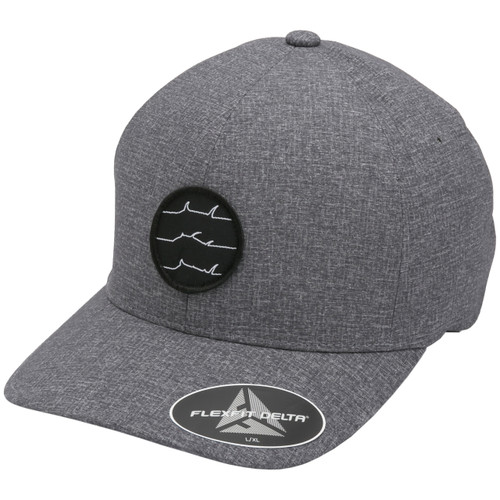 Solymar Delta FlexFit - Medium Grey Heather