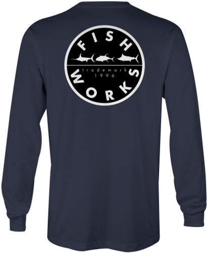 New Original Long Sleeve - Navy
