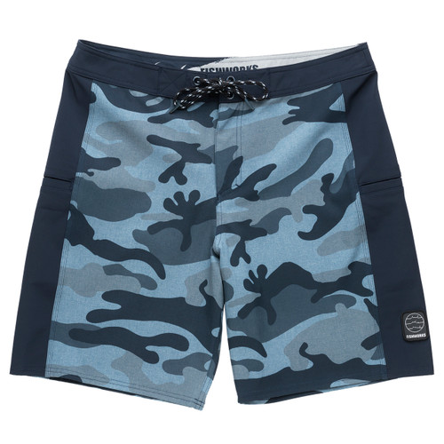 "East Cape 19"" - Blue Camo"