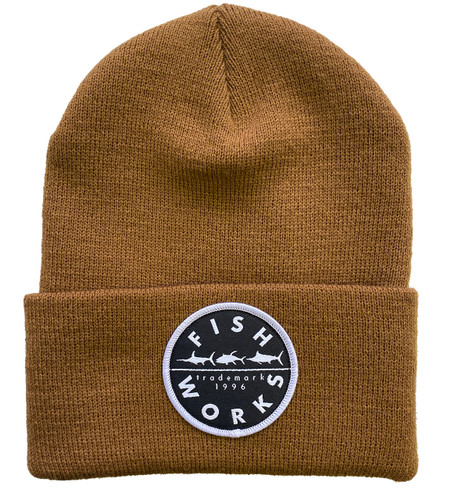 New Original Beanie - Carmel