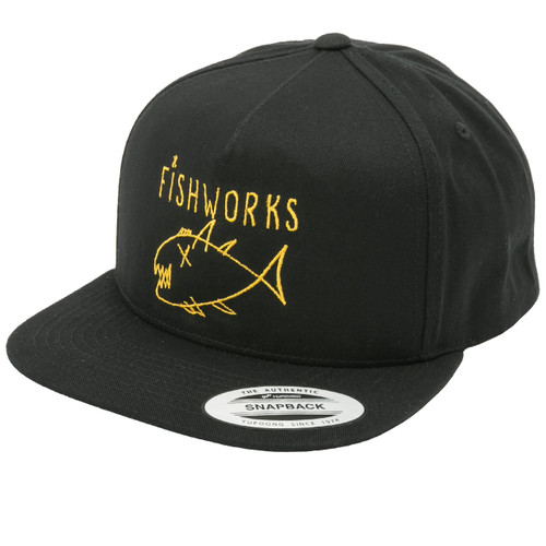 Flipper SnapBack - Black