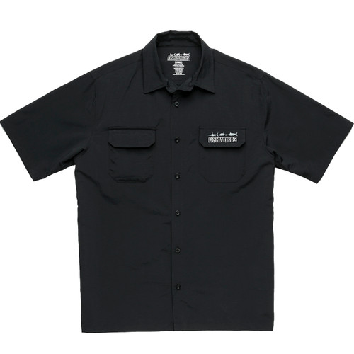 San Diego Crew Shirt - Black