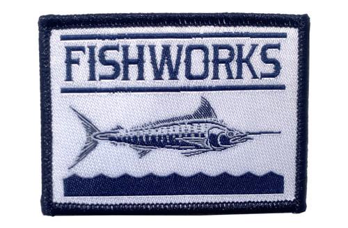Blue Marlin Patch
