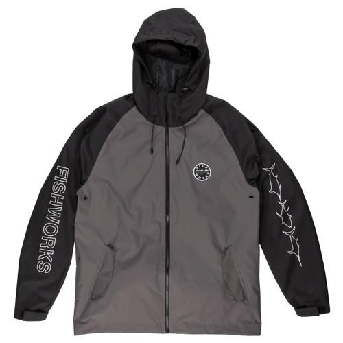 Breaker Jacket - Graphite Black