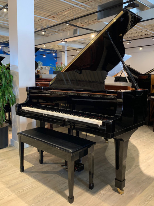 Yamaha C1 Baby Grand Piano