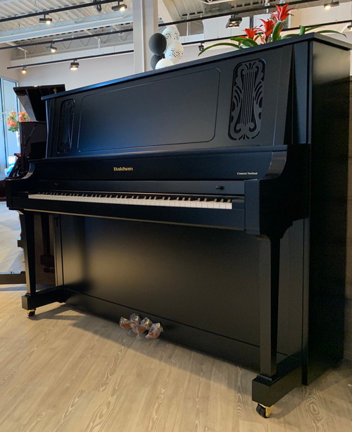 NEW Baldwin B-52 Professional Concert Vertical Piano