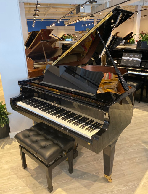 NEW Eduard Seiler ED-186 Conservatory Grand Piano
