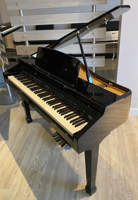 NEW Samick SG120 Digital Baby Grand Piano