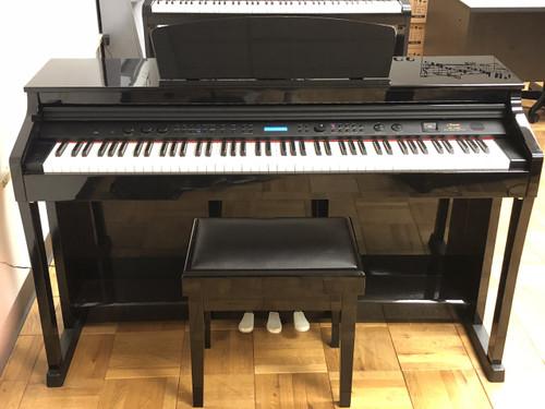 NEW Artesia AP-120e Deluxe Digital Upright Piano