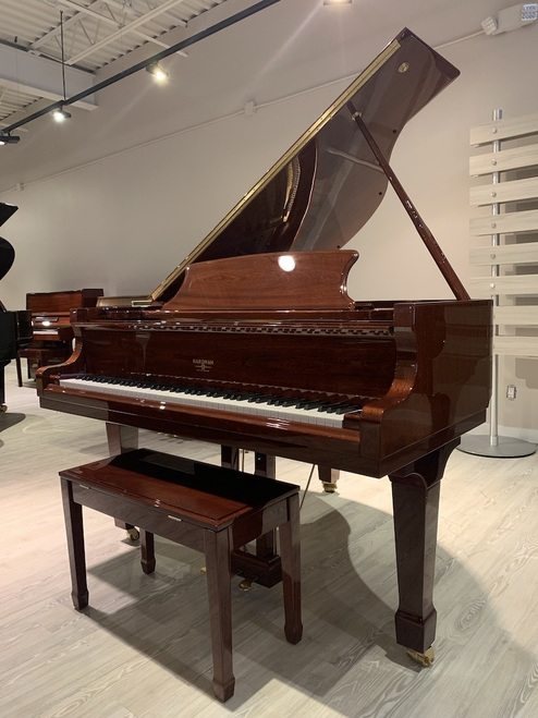 NEW Hardman Peck R143S Baby Grand Piano