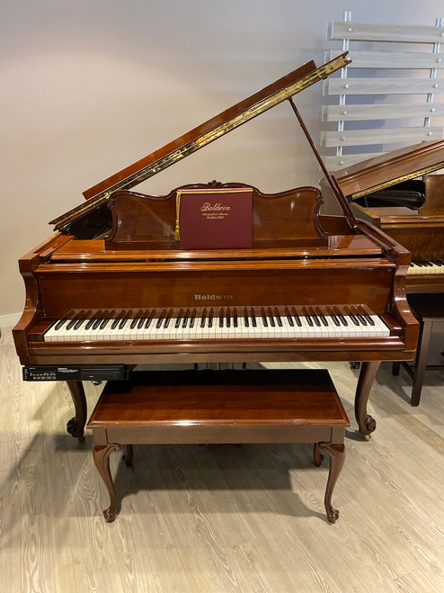 Baldwin Model R Baby Grand Piano With Player System