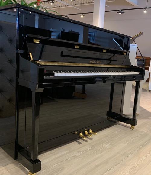 New Pearl River EU122 Professional Upright Piano