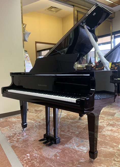 New Pearl River GP150SP Classic Baby Grand Piano