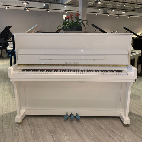 NEW Pearl River UP115M5 Studio Upright Piano