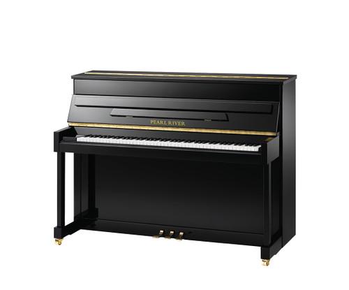 New Pearl River EU110 Premium Upright Piano