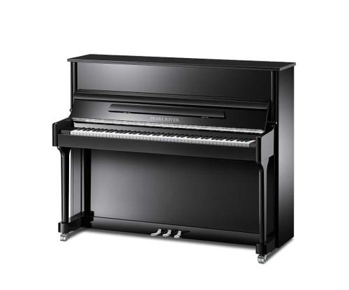 New Pearl River EU118S Professional Studio Upright Piano