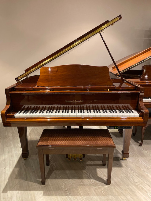 Kohler & Campbell KCG-400 Player Baby Grand Piano