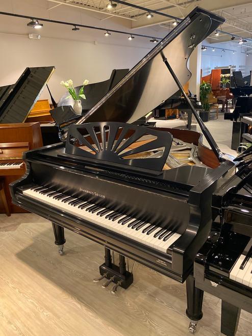 New Johannes Seiler GS-160LN Premium Designer Baby Grand Piano