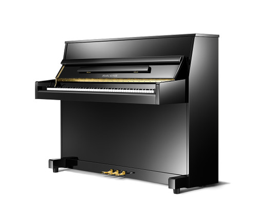 New Pearl River UP109D Continental Console Piano