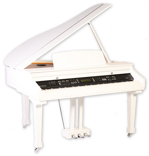 New Samick SG-500 Digital  Ensemble  Baby Grand Piano