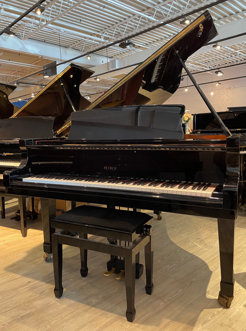 Petrof Model IV Professional Handcrafted Baby Grand Piano