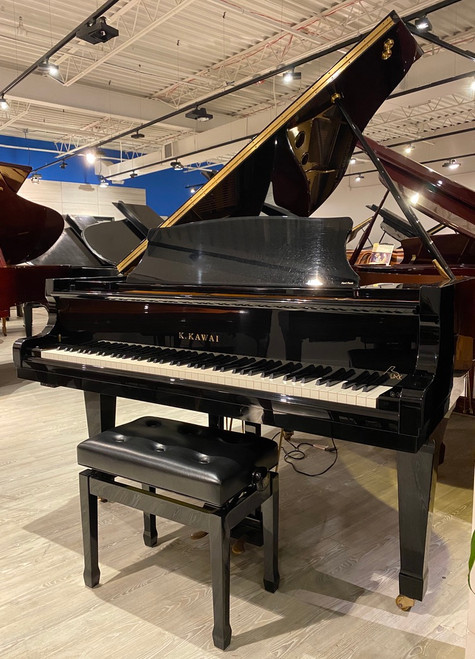 Kawai RX-1 BLK Series Professional Baby Grand Piano