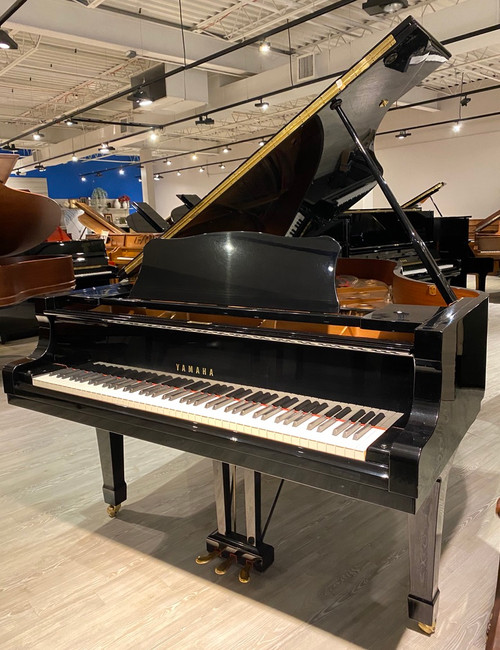 Yamaha C6 Semi Concert Grand Piano