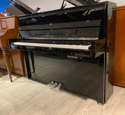 New Johannesburg Seiler GS 110 Silent Upright Piano