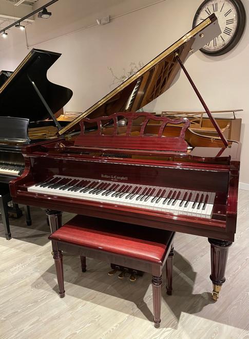 Kohler & Campbell KCG-600L Designer Grand Piano