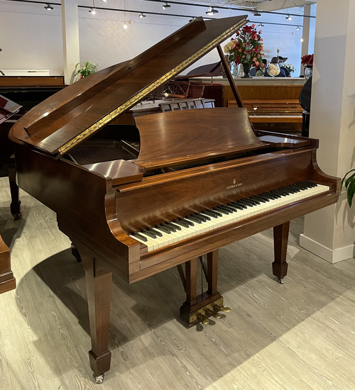 Steinway & Sons  Model S Grand  Piano