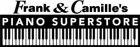 FRANK & CAMILLE'S ONLINE PIANO STORE
