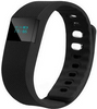 Fitbit Style Bluetooth Smartwatch - Camera, Pedometer, Calorie, Distance, Sleep Monitor, Water, Alarm
