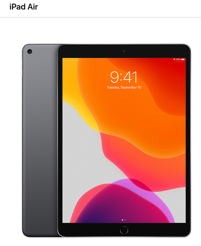 #FLASHSALE LIKE NEW IPAD AIR 3RD GENERATION 64GB WIFI WITH APPLE WARRANTY