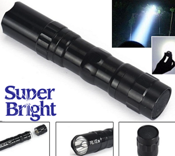 3 Watt Super Bright LED Lamp Flashlight