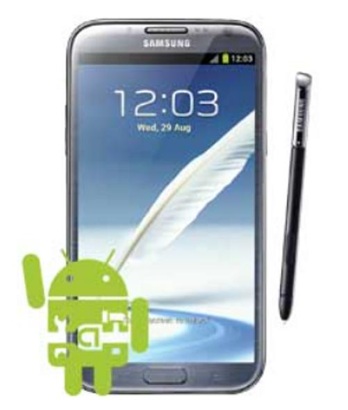 Samsung Galaxy Note 2 Software Repair