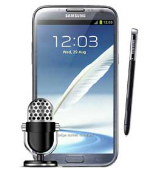 Samsung Galaxy Note 2 Mic Replacement