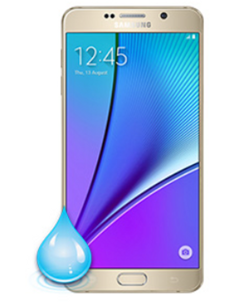 Samsung Galaxy Note 5 Water Damage Repair