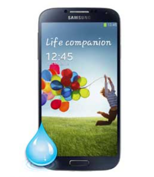 Samsung Galaxy S4 Water Damage Repair