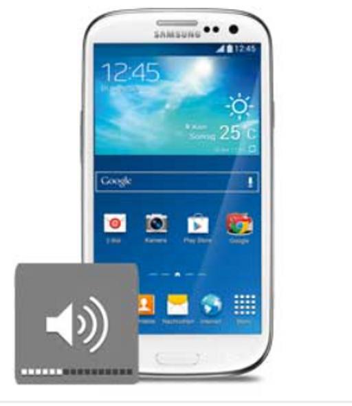 Samsung Galaxy S3 Volume Button Replacement