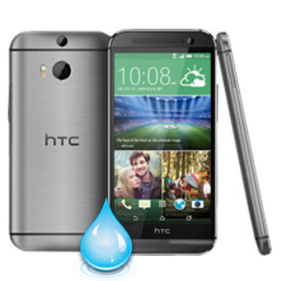 HTC ONE M8 Water Damage Repair