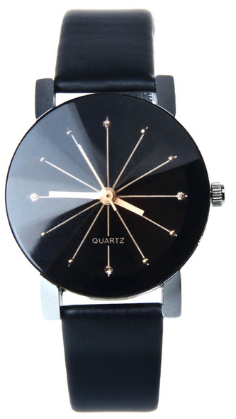 Quartz Elegant watch with amazing Dial