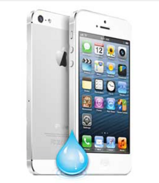 iPhone Repair - iPhone 5 Water Damage Repair
