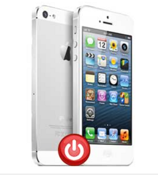 iPhone Repair - iPhone 5 Power Button Replacement